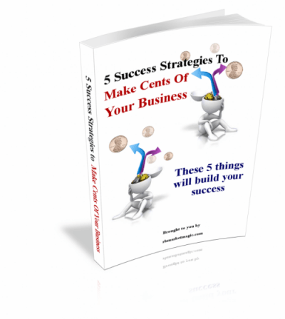 5 success strategies